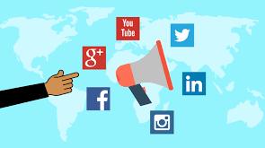 Que tipo de estudos se poden levar a cabo en redes sociais?